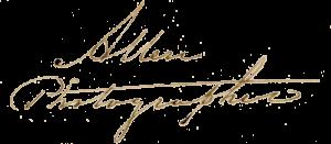 Mrs Allen signature