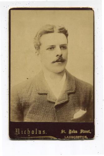 Alice Nicholas, Nicholas, Launceston, TAS, (1896-1897)