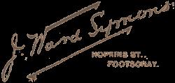 J Ward Symons logo